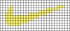 Alpha pattern #5248 variation #72494