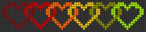 Alpha pattern #22058 variation #72609