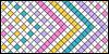 Normal pattern #25162 variation #72711