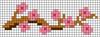 Alpha pattern #26941 variation #72728