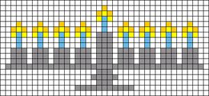 Alpha pattern #20173 variation #72739