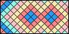 Normal pattern #45430 variation #72856