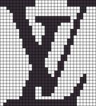 Alpha pattern #42964 variation #72995