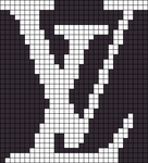 Alpha pattern #42964 variation #72996