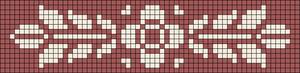 Alpha pattern #45211 variation #73106