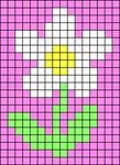 Alpha pattern #34198 variation #73114