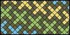 Normal pattern #10848 variation #73136