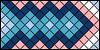 Normal pattern #17657 variation #73187