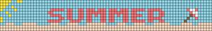 Alpha pattern #45701 variation #73207