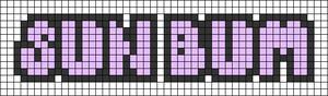 Alpha pattern #46952 variation #73243