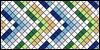 Normal pattern #31525 variation #73273