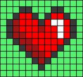 Alpha pattern #31723 variation #73393