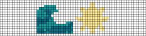 Alpha pattern #46554 variation #73443