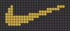 Alpha pattern #5248 variation #73504