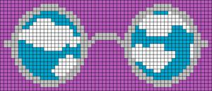 Alpha pattern #22202 variation #73635