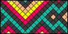 Normal pattern #37141 variation #73656