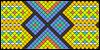 Normal pattern #32612 variation #73664