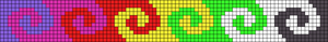 Alpha pattern #42245 variation #73680