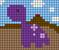 Alpha pattern #5306 variation #73695