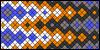 Normal pattern #14512 variation #73817