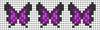 Alpha pattern #47765 variation #73837