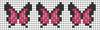 Alpha pattern #47765 variation #73840