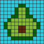 Alpha pattern #46185 variation #73993