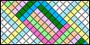 Normal pattern #10988 variation #74024