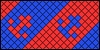 Normal pattern #5911 variation #74033