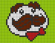 Alpha pattern #47977 variation #74043