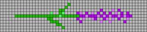 Alpha pattern #35516 variation #74062