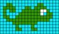 Alpha pattern #21683 variation #74070