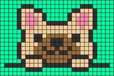 Alpha pattern #39802 variation #74103