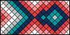 Normal pattern #47216 variation #74136