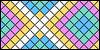 Normal pattern #47008 variation #74158