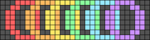 Alpha pattern #47888 variation #74178