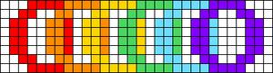 Alpha pattern #47888 variation #74180