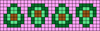 Alpha pattern #47996 variation #74185