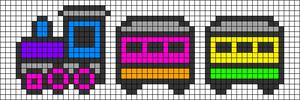 Alpha pattern #47995 variation #74208