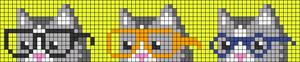 Alpha pattern #23771 variation #74240