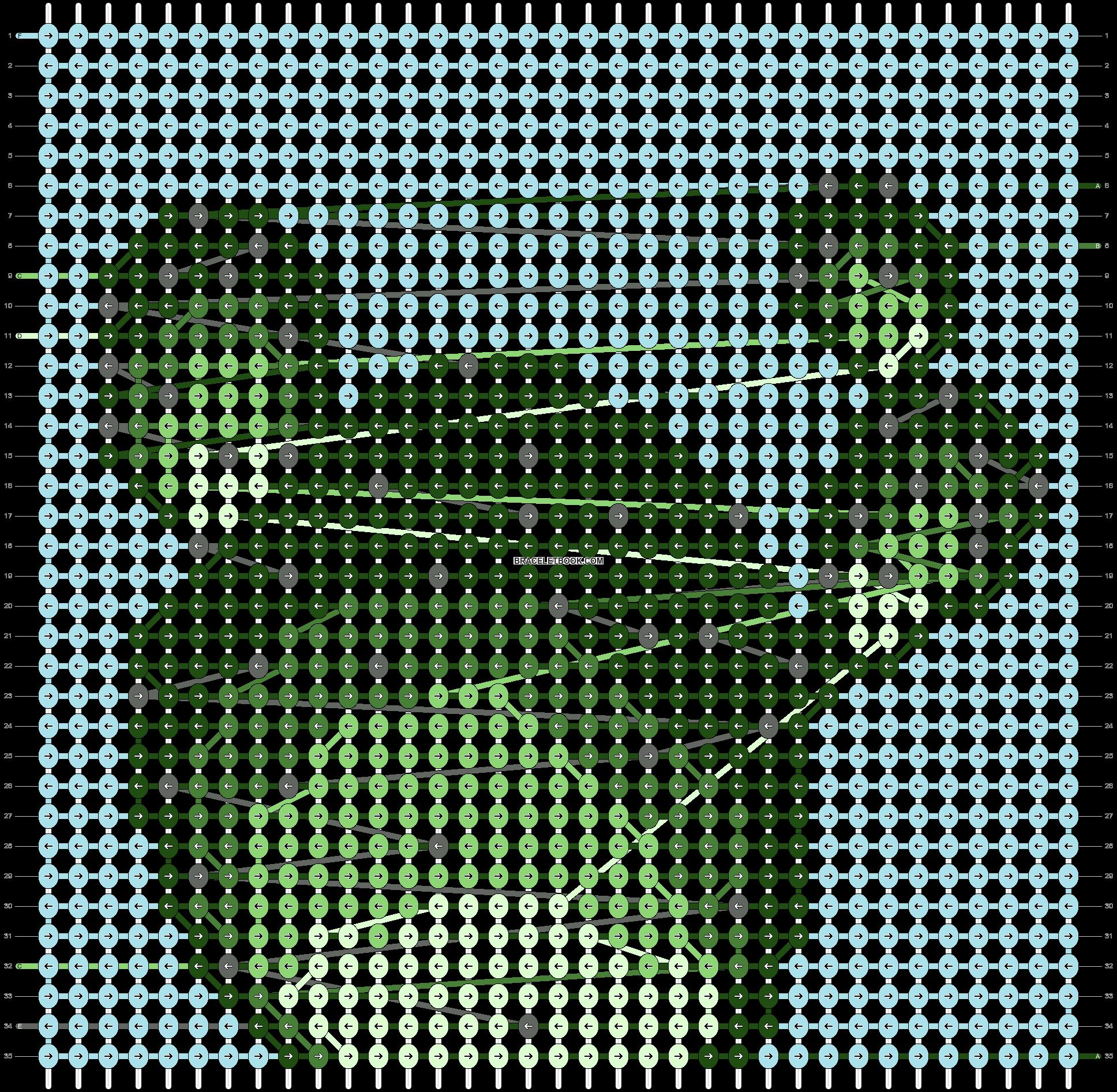 Alpha pattern #48050 variation #74363 pattern