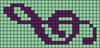 Alpha pattern #18296 variation #74365