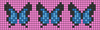Alpha pattern #47765 variation #74641