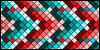 Normal pattern #25049 variation #74706