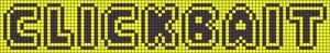 Alpha pattern #48102 variation #74720