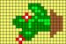 Alpha pattern #26621 variation #74743