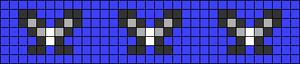 Alpha pattern #36459 variation #74765