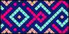 Normal pattern #18534 variation #74790