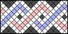 Normal pattern #14707 variation #74806
