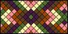 Normal pattern #30733 variation #74870